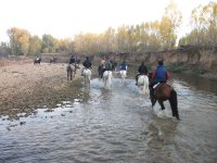 rutas a caballo en el pisuerga