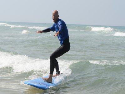 所有在加的斯的冲浪课程,4天