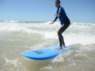 在Palmar的5个冲浪课程