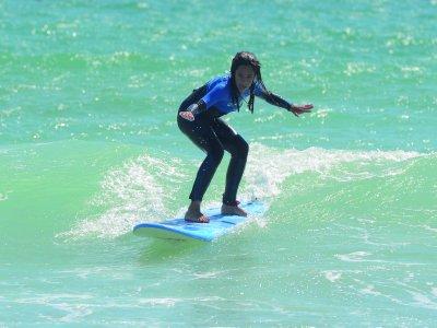 在加的斯的6个冲浪课程