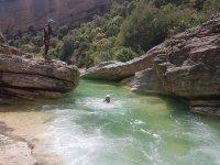 Río para hacer hidrospeed