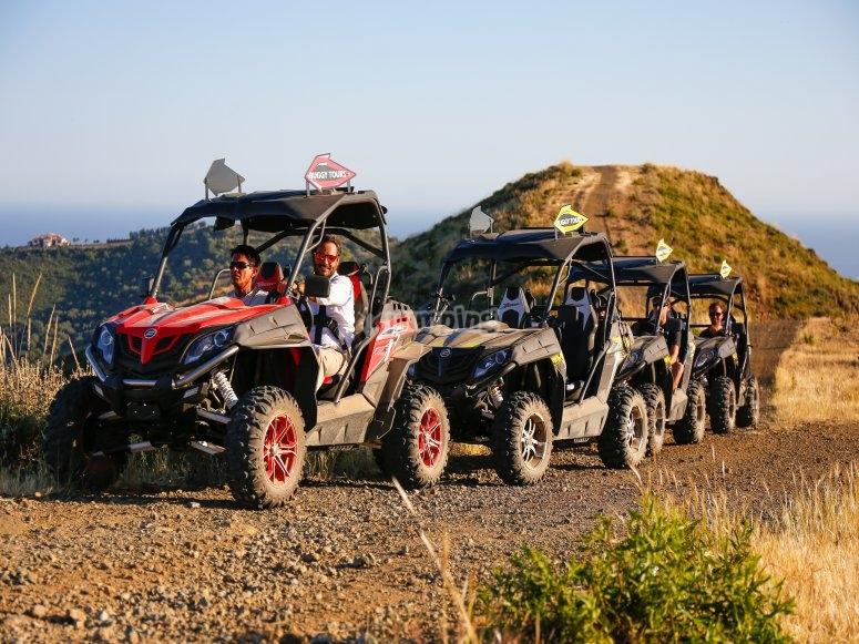 Excursión por Marbella en buggy