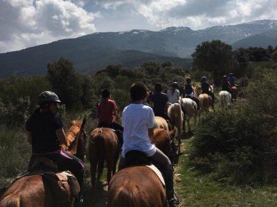 Ortigosa del Monte的10骑马奖励