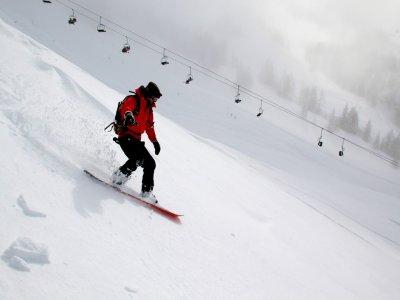 Compañia de Guias de Jaca Snowboard