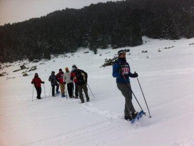 Guies Arania Raquetas de Nieve