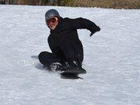 秋季滑雪板