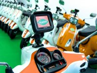 Rent a Vespa with GPS in Barcelona for 6h