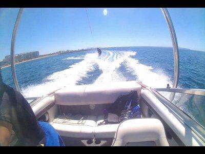 Lección de wakeboard para 2 en Mallorca 3 horas