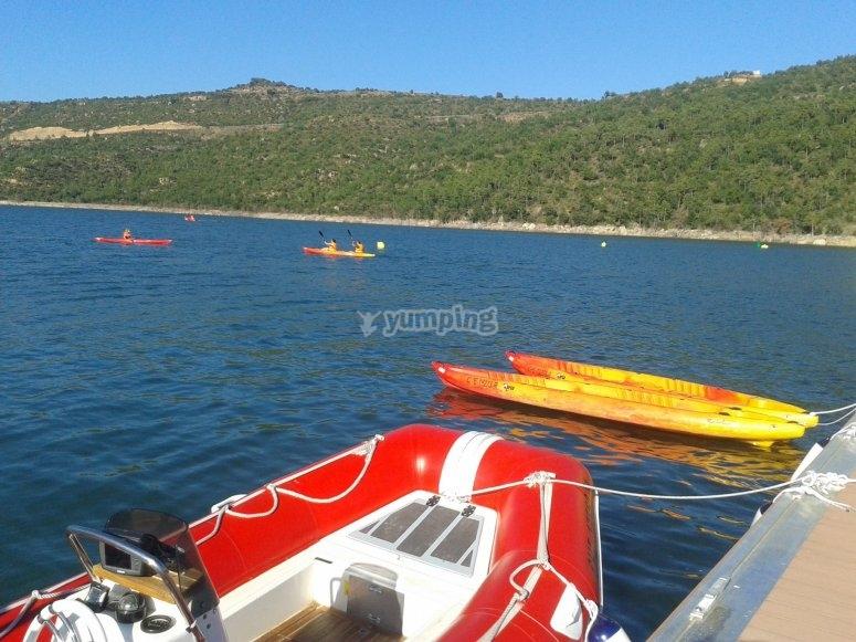 Alquiler de barca