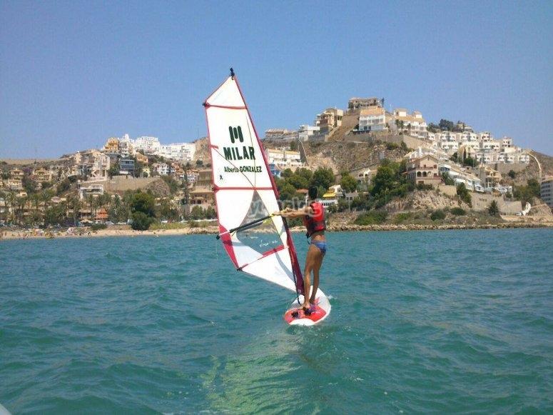 Navega en windsurf