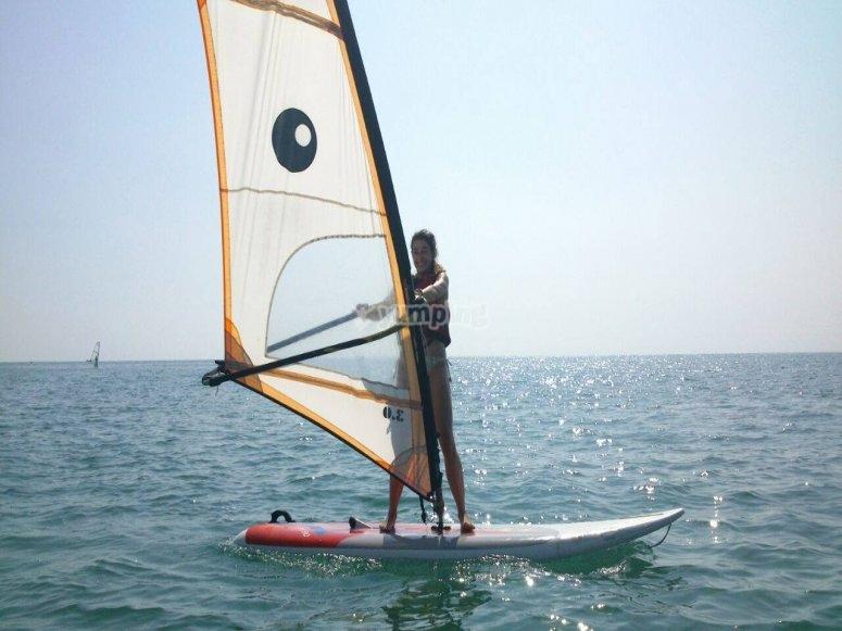 Windsurf en Cullera