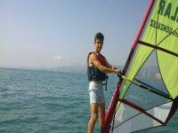5-day initiatory windsurf course in Cullera
