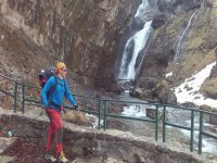 Senderismo por cascadas