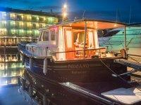 Paseo en barco Menorquin Yacht 160, 4 horas