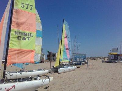Bautismo en catamarán en Punta Umbría 3 pax