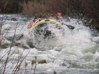 desafiando al rio