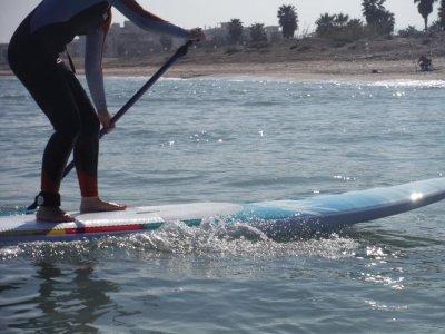 初学者班级划桨冲浪甘迪亚6小时