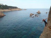 海上的Ferrata