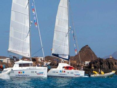 游览Isla de los Lobos Catamaran儿童3小时