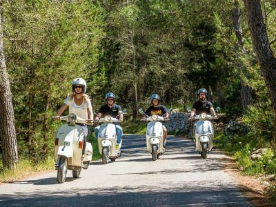 Emove Ibiza Rutas en Scooter