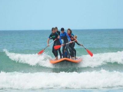 Nootka Paddle Surf