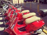 las scooters mas bonitas