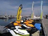 Flota de nuevas SeaDoo
