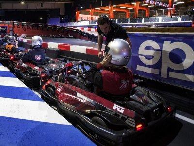Karting pack carrera en Barcelona de 6 a 13 años