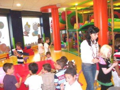 Canicas Parques Infantiles