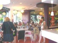 Cafeteria para papas y mamas