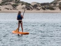 Alquiler de tabla de Paddle Surf 1h en Asturias