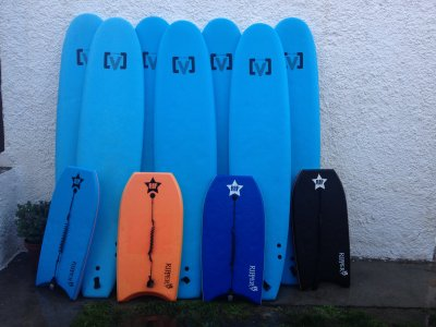 Alquiler de tabla de Paddle Surf 2h en Llanes