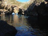 cueva agua