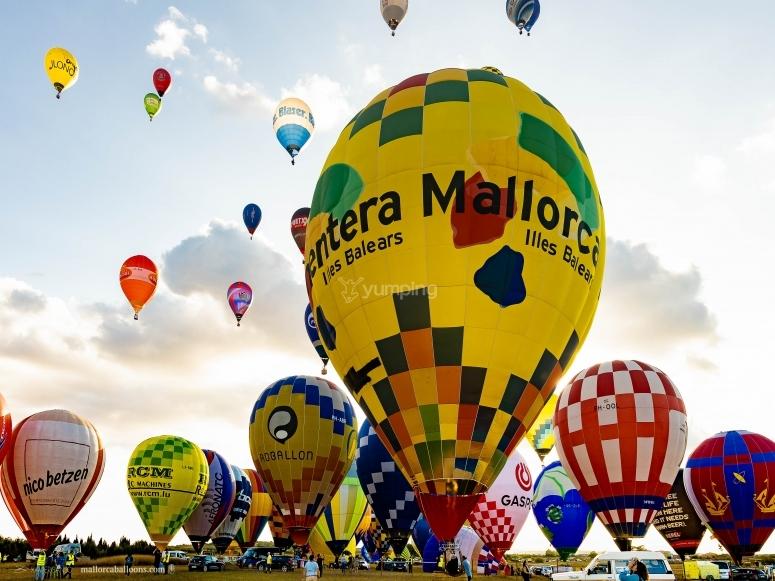 巴利阿里在欧洲2019年的气球