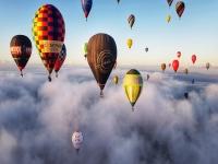 Volar en globo en Mallorca con desayuno incluido