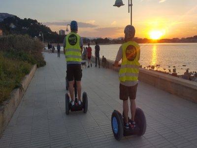 Segway代步车游览Las Rotas海滩Denia 1小时
