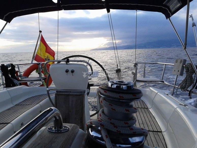 Embarcación náutica