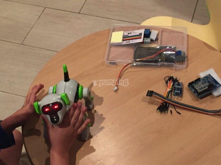 Proyecto de robotica