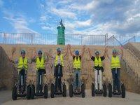 Tour in Segway attraverso il porto di Denia e foto 1h