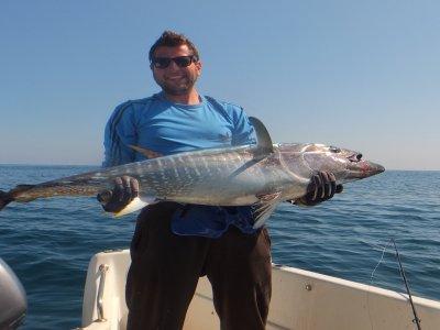 Pesca d'altura fuori stagione a Ibiza, 8 ore