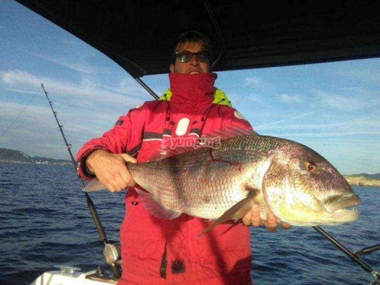 Incoraggiare la pesca