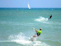Noleggio attrezzatura completa kitesurf 1h Guardamar