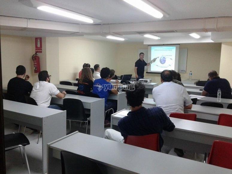 cursos de navegación en Granada