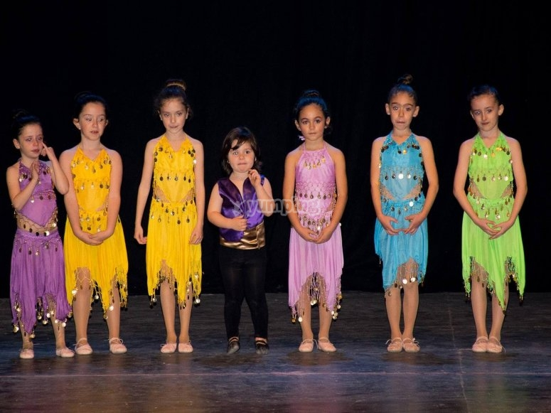 Peques Ballerinas