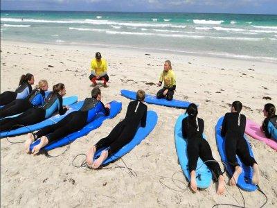 Divercantabria Campamentos de Surf