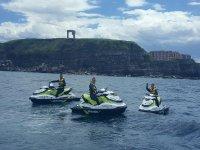 30 minutes double jet ski tour, Gijón