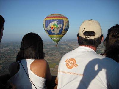 4至12岁的马略卡儿童气球飞行