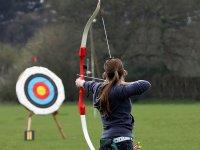 Aprende las técnicas del tiro con arco
