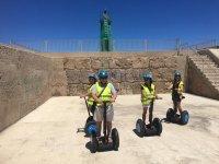 Tour in Segway al Castello di Denia 70 minuti e foto