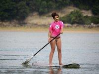 Curso de paddle surf en olas en Somo 2 horas
